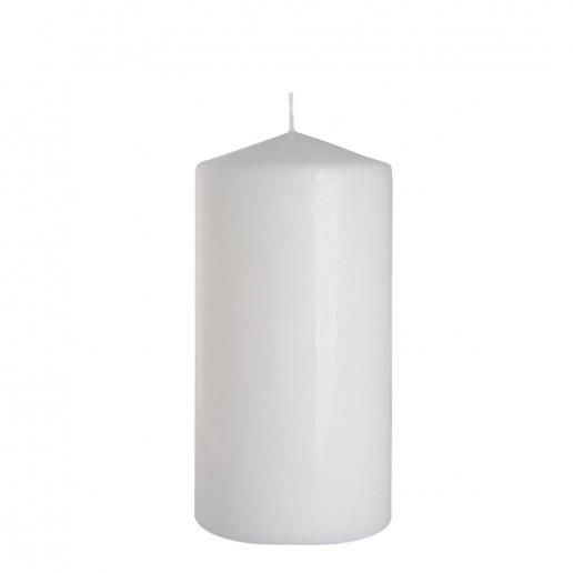 Church Candle 100x200 white