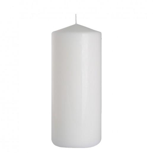 Church Candle 100x250 white