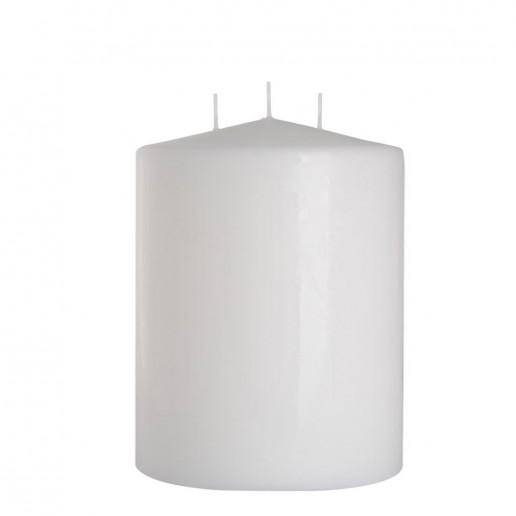 Church Candle 150x200 white 3 wicks