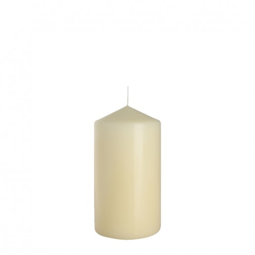 Ivory church candles