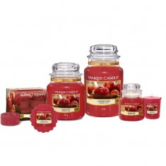 Ciderhouse - Yankee Candle Large Jar Medium Jars Small Jars Wax Melts Votives