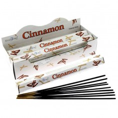 Cinnamon - Stamford Incense Sticks box