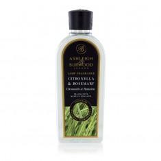 Ashleigh & Burwood :: Lamp Fragrance - Citronella & Rosemary
