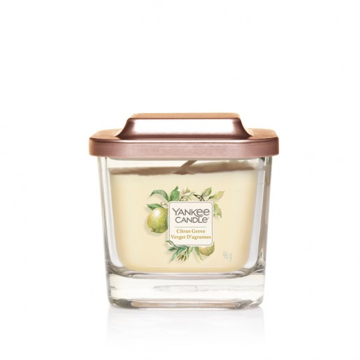 Citrus Grove - Small Jar Elevation Collection Yankee Candle