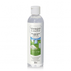 Clean Cotton Anti-Bacterial Hand Gel Sanitiser 250ml
