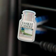 Clean Cotton - Yankee Candle Car Vent Stick