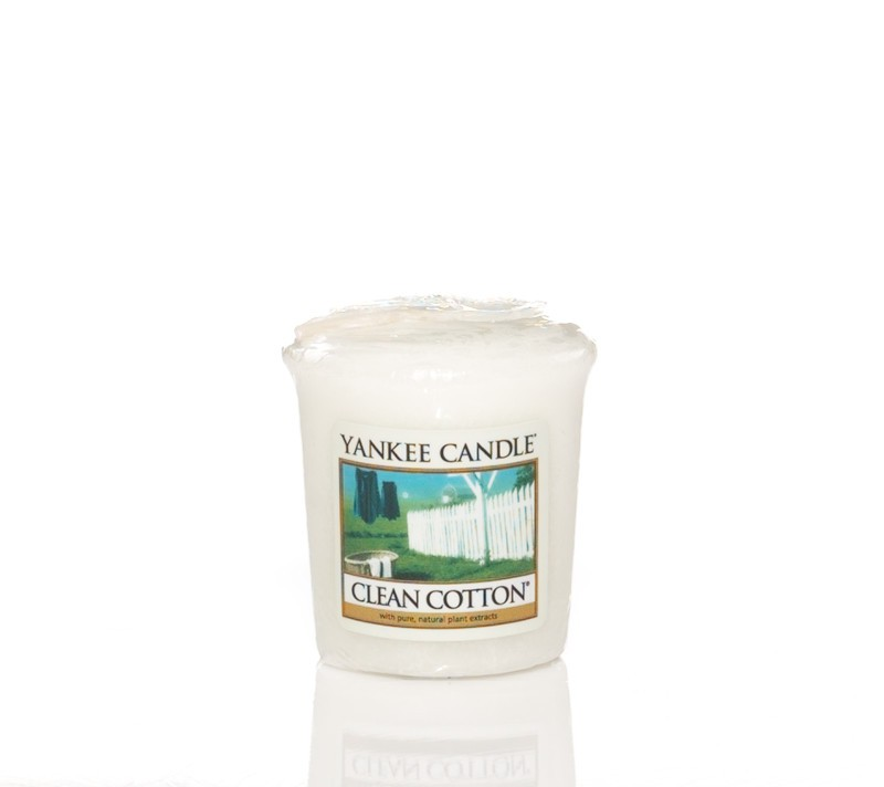 Clean Cotton - Yankee Candle Samplers Votive