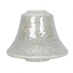 Clear Lustre Yankee Candle Jar Lamp Shade