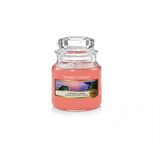 Cliffside Sunrise - Yankee Candle Small Jar