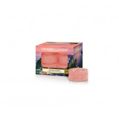 Cliffside Sunrise - Yankee Candle Tea Lights