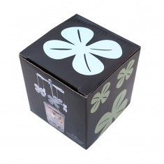 Clover - Spinning Tea Light Candle Holder box