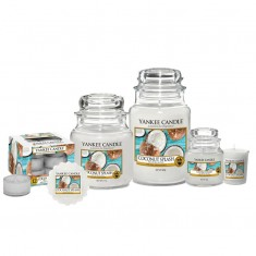 Coconut Splash Yankee Candle Family
