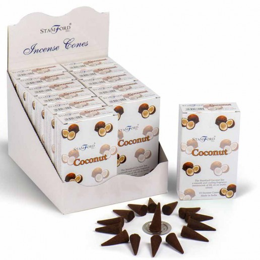 Coconut - Stamford Incense Cones