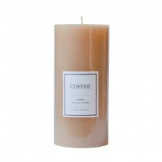 Coffee - Large Scented Pillar Candle