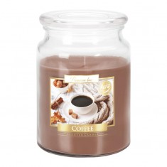 Coffee - Scented Candle Large Jar Best Smelling Cheap