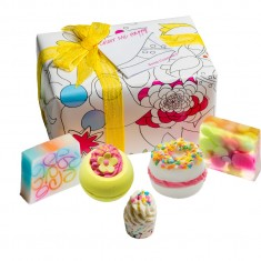 Colour Me Happy Gift Set - Bath Bomb Cosmetics