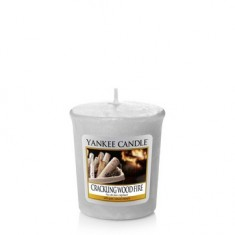 Crackling Wood Fire - Yankee Candle Samplers Votive
