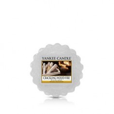 Crackling Wood Fire - Yankee Candle Wax Melt