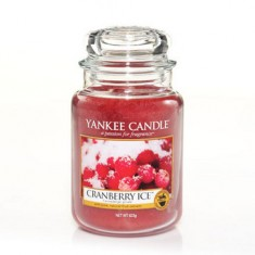 Cranberry Ice - Yankee Candle Large Jar