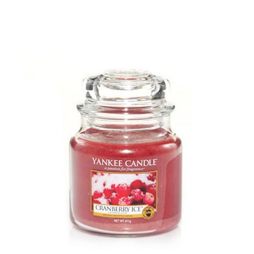 Cranberry Ice - Yankee Candle Medium Jar