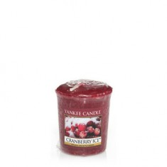 Cranberry Ice - Yankee Candle Samplers Votive