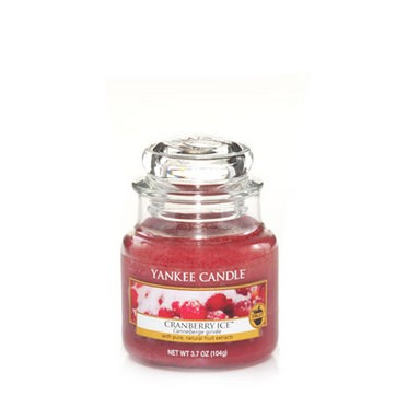 Cranberry Ice - Yankee Candle Small Jar