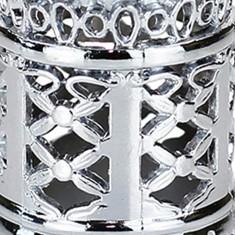 Crown Small Silver A&B closeup