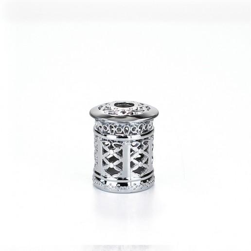 Crown Small Silver A&B