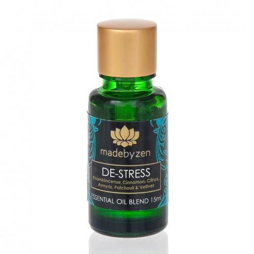 De-Stress - Essential Oil Blend Made by Zen