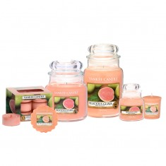 Delicious Guava Yankee Candle Family