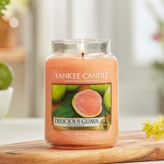 Delicious Guava Yankee Candle Lifestyle