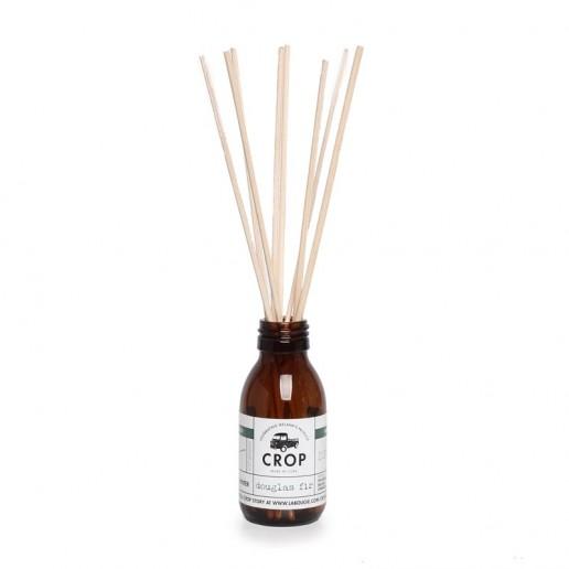 Douglas Fir - Crop Reed Diffuser in Brown Jar