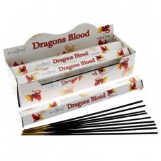Dragons Blood - Stamford Incense Sticks box