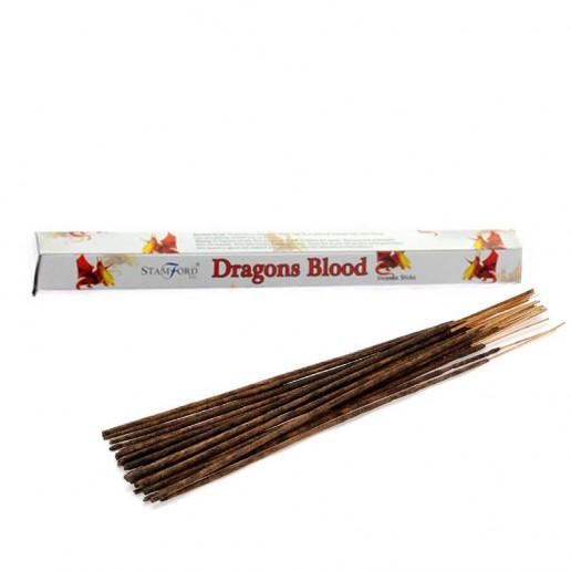 Dragons Blood - Stamford Incense Sticks