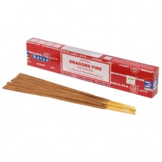 Dragon's Fire - Satya Hand rolled Incense Sticks