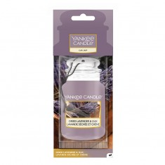 Dried Lavender & Oak - Yankee Candle Car Jar