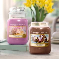 Easter Yankee Candles Large Jars Spring 2020