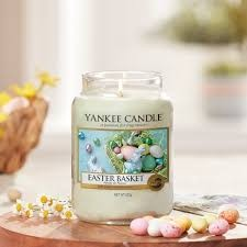 Easter Basket - Yankee Candle Large  Jar