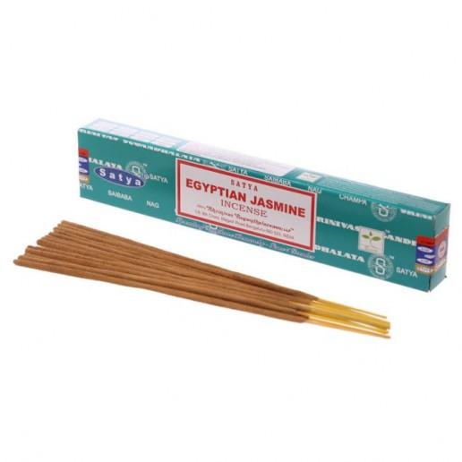 Egyptian Jasmine - Satya Hand rolled Incense Sticks