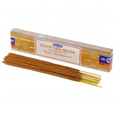 Egyptian Musk - Satya Hand rolled Incense Sticks