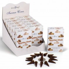 Egyptian Musk -  Stamford Incense Cones