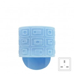 Electric Refill Plug In Base Blue - Yankee Candle
