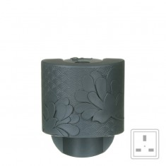 Electric Refill Plug In Base Grey - Yankee Candle