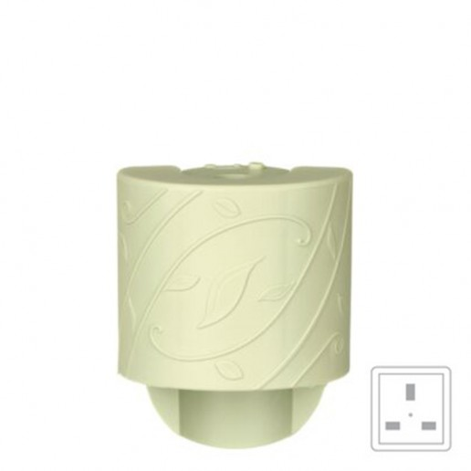 Electric Refill Plug In Base Ligt Green- Yankee Candle