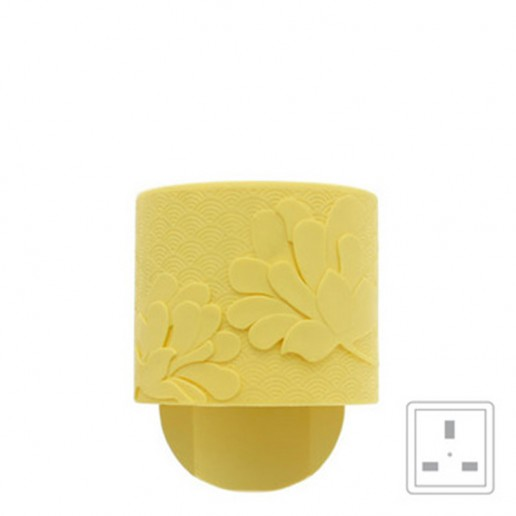 Electric Refill Plug In Base Yellow - Yankee Candle