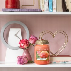 Sun-Drenched Apricot Rose - Yankee Candle Large Jar