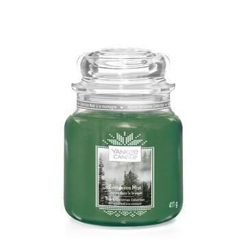 Evergreen Mist - Yankee Candle Medium Jar