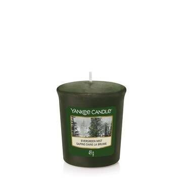 Evergreen Mist - Yankee Candle Samplers Votive