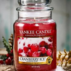 Cranberry Ice Yankee Candle Large Jar