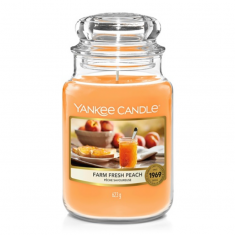 Farm Fresh Peach - Yankee Candle Large Jar.png